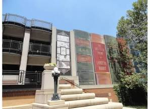 The Public Library Parking Garage