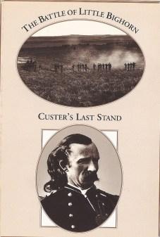 Custer postcard
