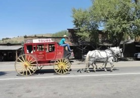 stagecoach tour