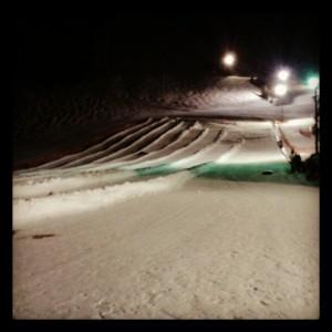 Amanda's slopes