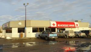 Blackfoot Truck Stop