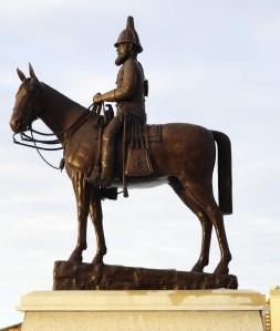 Colonel James Alexander Farquharson Macleod