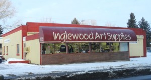 Inglewood Art Supply Store