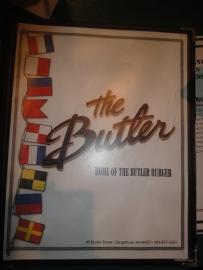 Butler menu
