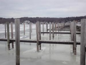 Saugatuck Pier
