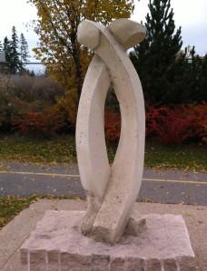 Stone sculpture 1