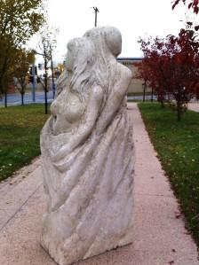 Stone Sculpture 3a