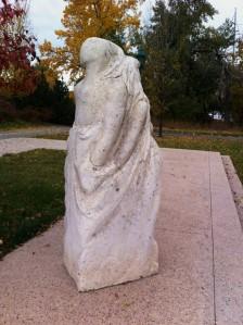 Stone Sculpture 3b