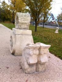 Stone Sculpture 6