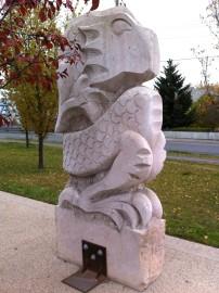 Stone Sculpture 7