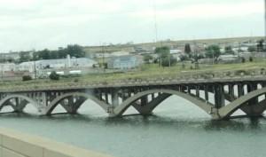 Crossing the Missouri
