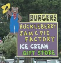 Jam, Pie, Ice Cream