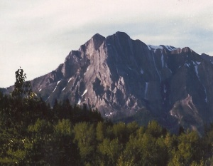 Hosmer Mountain