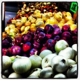 Onion display