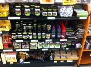 Huckleberry goods