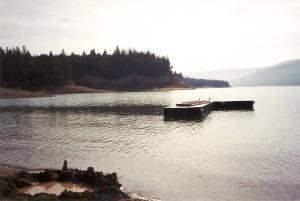 Lake Koocanusa dock 1