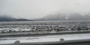 Broken Frozen Ocean