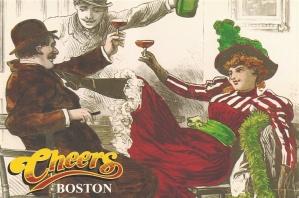 Cheers postcard 1