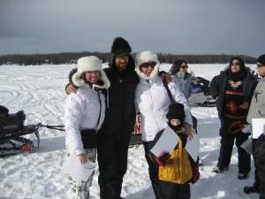 Shannan, Evan, Lance, me