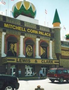 More Corn Palace
