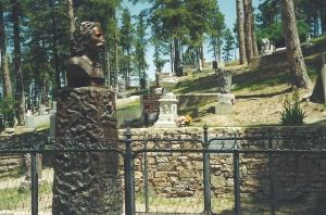Wild Bill's final resting place