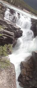 Athabasca Falls 1