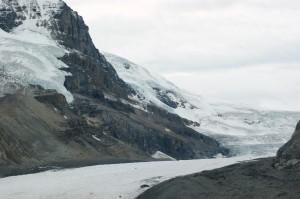 Columbia Icefield area