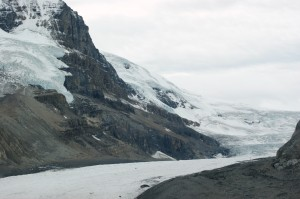 Columbia Icefield area
