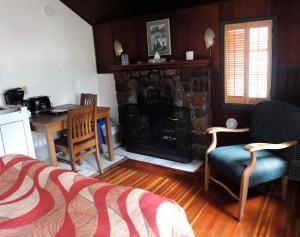 Tekarra Cabin interior