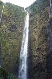 Hi'ilawe Falls 2