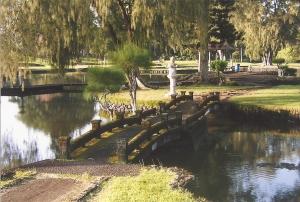 Queen Liliukalani Garden