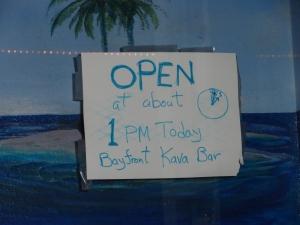 Kava Bar