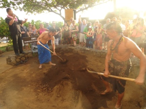 Unburying the pua'a in the imu