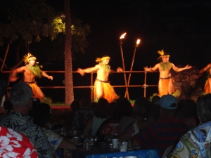 More Hula Dancers